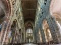 Abbey Le Mont Saint Michel cathedral