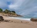 Beach of the Plage du Petit Port