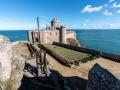 Château de la Roche Goyon, Fort la Latte
