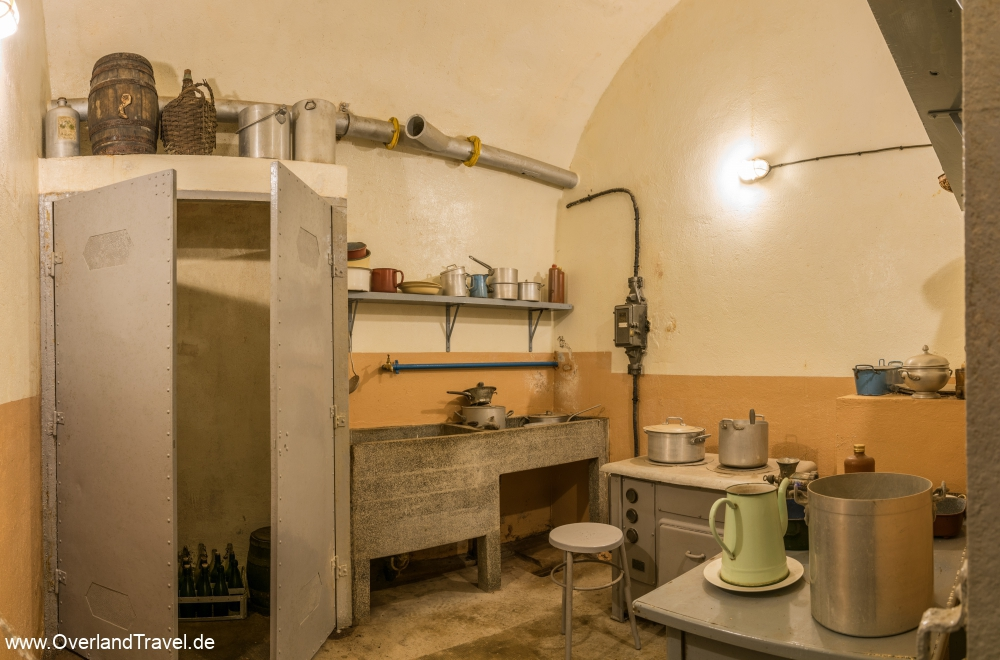 another kitchen for the officers