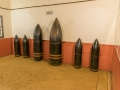 Grenades. the biggest one has 1000Kg