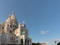 The basilique Sacré-Cœur de Montmartre