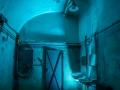 Fort Ouvrage Michelsberg Maginot Line lavatory
