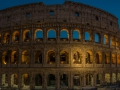 panorama-rome-rom-roma-colosseum-kolosseum-colosseo-night-blue-hour-arch-constantine