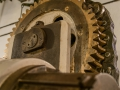 Cannon gear wheel