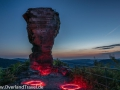 light-painting-burg-drachenfels-dahn-felsenland
