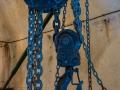 Fort Ouvrage Michelsberg Maginot Line crane hook