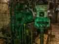 Fort Ouvrage Michelsberg Maginot Line junk generator diesel