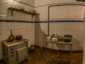 Fort Ouvrage Michelsberg Maginot Line kitchen