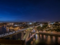 Porto-Bridge-Dom-Luis-night-Panorama