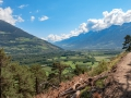 Hiking, Mountain Biking in the Trentino Alto Adige area