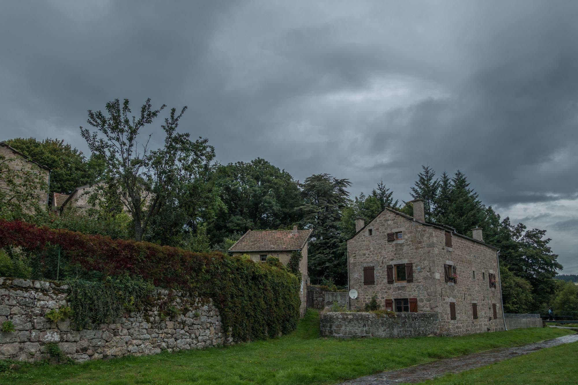 Camino Santiago Mtb Via Gebennensis Tence Via Gebennensis Auvergne