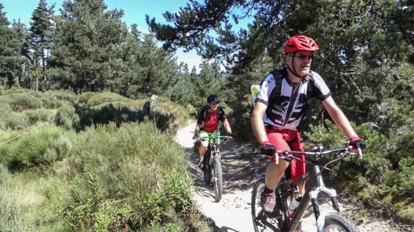 Jakobsweg via Podiensis mtb Single trails