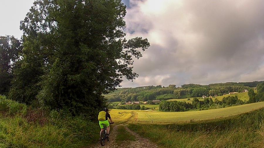Camino Via Gebennensis Mtb