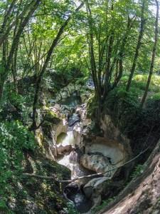 Canyon near Chaumont