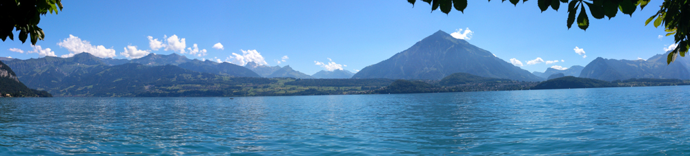 Lake Brienz Camino Via Jacobi mtb
