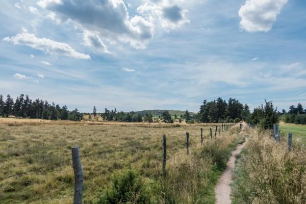 Camino Santiago Mtb Via Podiensis Aubrac jakobsweg mountainbike