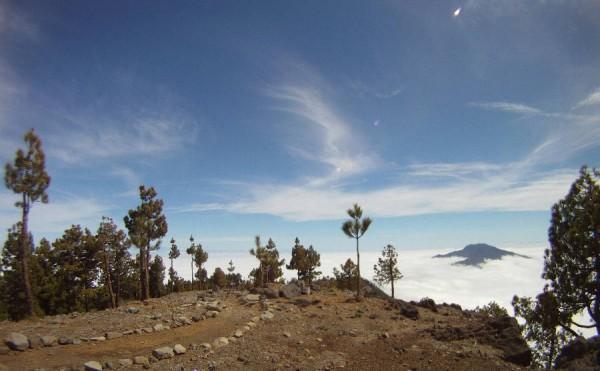 La Palma,Caldera de Taburiente,Volcano, Mtb