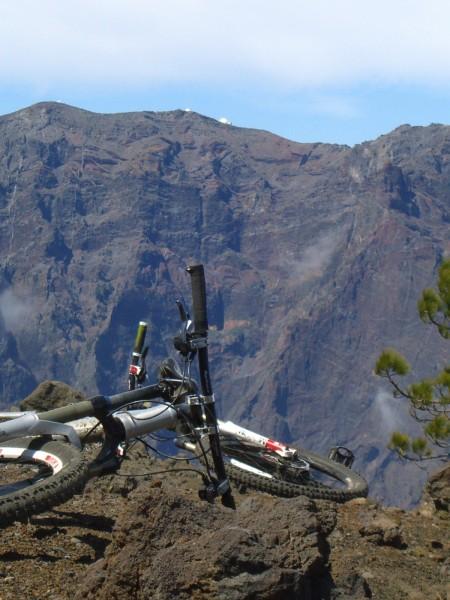La Palma-Roque de los Muchachos-Caldera de Taburiente