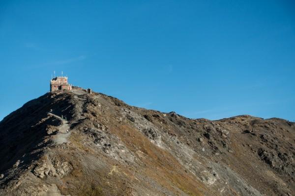 Vinschgau Mtb Stilfser Joch Goldsee Trail Rifugio Garibaldi Passo dello Stelvio