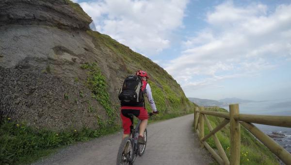 Camino del norte mtb atlantic jakobsweg mountainbike