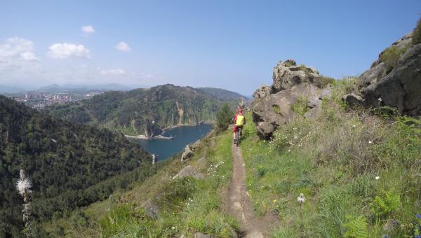 Camino del norte mtb atlantic trail jakobsweg mountainbike
