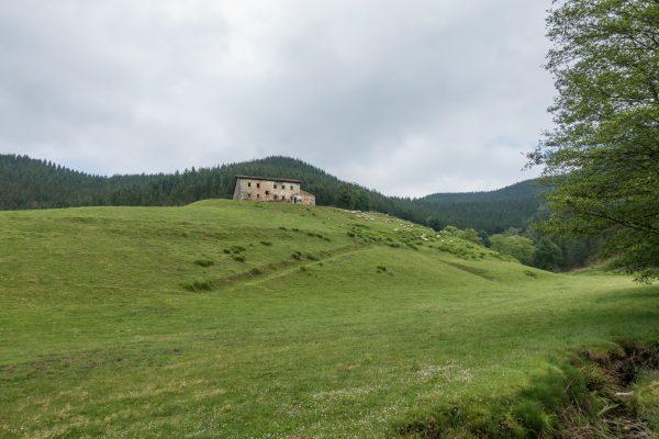 Camino del norte mtb landscape