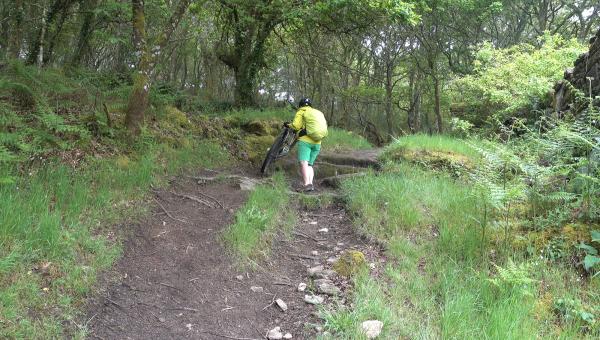 Camino del norte mtb trails jakobsweg mountainbike