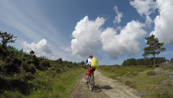 Camino del norte mtb trails jakobsweg mountainbike