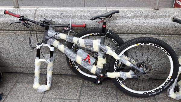 fahrrad reisegepaeck ice