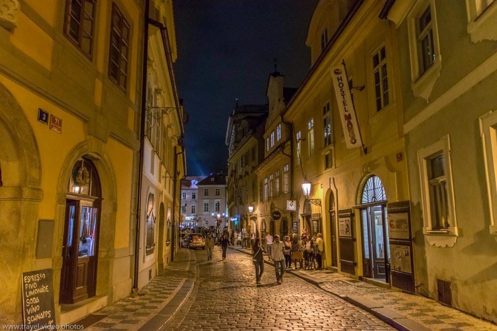 prag Prague blue hour available light night old town