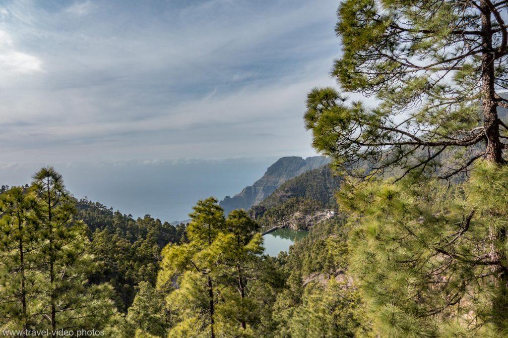 Gran Canaria Presa de Tirma mtb