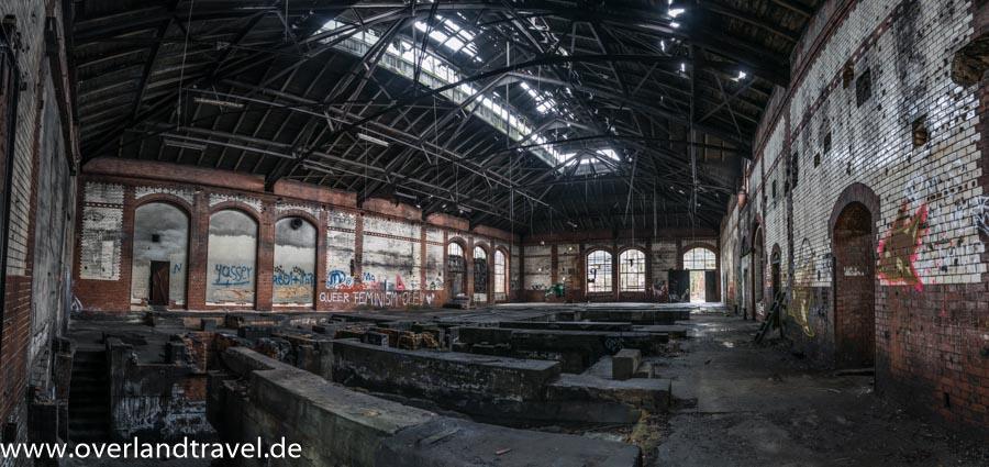 beelitz heilstatten lost place Kesselhaus