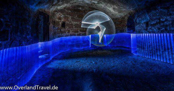 burgruine neudahn rheinland pfalz burg castle ruin light painting sony alpha a7r3 16 35 2 8