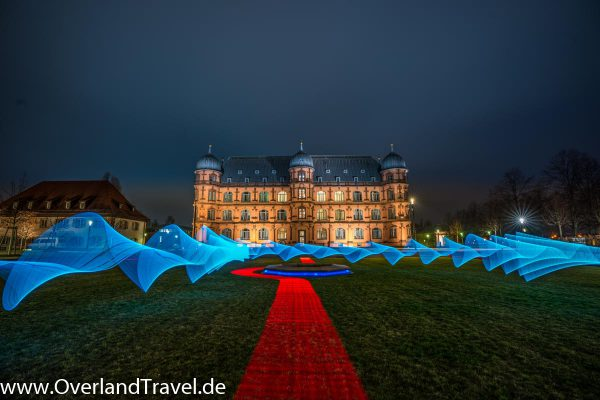 sony alpha 7r iii a7r3 16 35 f2 8 light painting schloss gottesaue karlsruhe